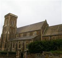 Church of St Mary Magdalen, St Margaret's Road, St Leonards - Hastings