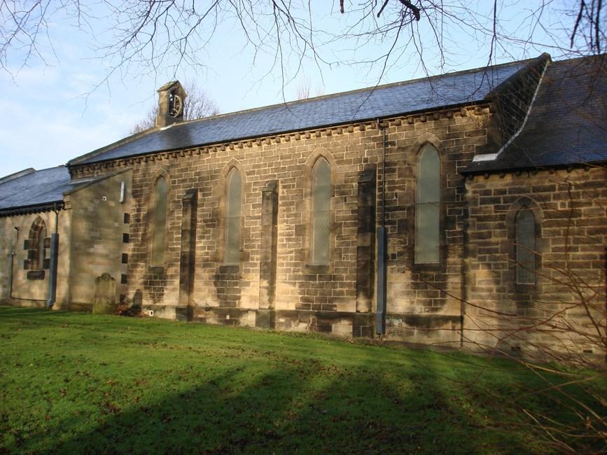 Church of Holy Trinity, Usworth - Sunderland