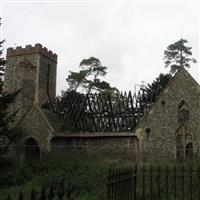 Church of St Wandregelius, Bixley - South Norfolk