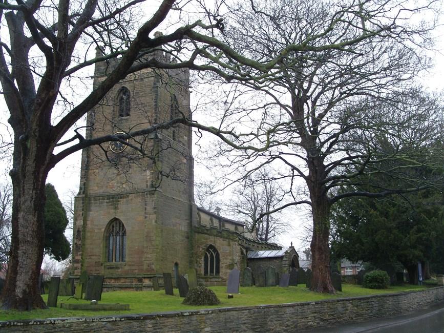 Church of St Giles, Fern Road, Cropwell Bishop - Rushcliffe