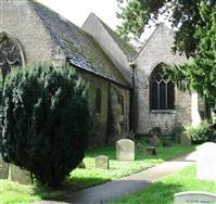 Church of St Thomas the Martyr, St Thomas Street - Oxford