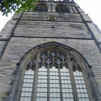 Church of St Matthew, Summerhill Street, Newcastle upon Tyne - Newcastle upon Tyne