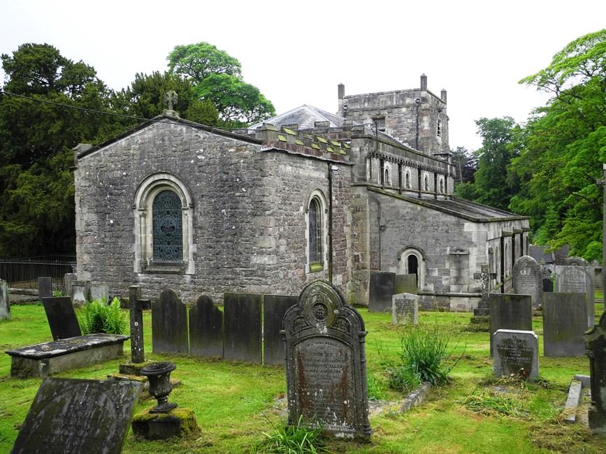 Church of St Mary, Rakes Lane, Tissington and Lea Hall, Derbyshire Dales - Derbyshire Dales