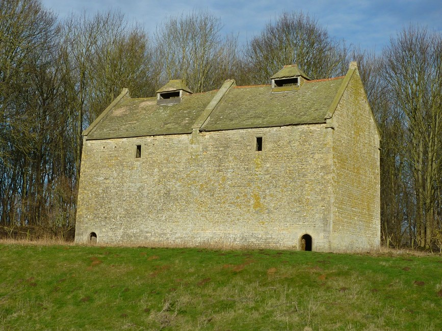 Dovecote, circa 160 metres north east of Newton Field Centre, Newton and Little Oakley - Kettering