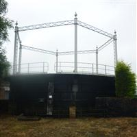 Fakenham gas works, Hempton Road, Fakenham