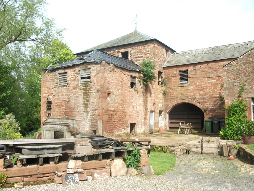 Cornmill at Warwick Bridge, Warwick Bridge, Wetheral - Carlisle