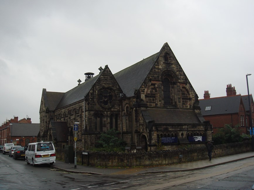 Church of St Thomas the Apostle, Pear Tree Road, Derby - Derby, City of (UA)