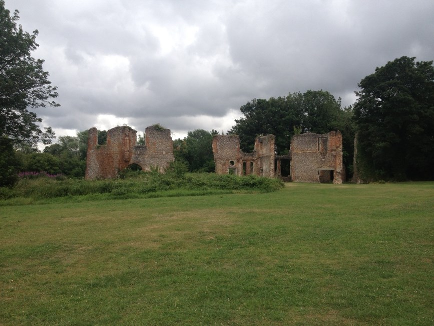 The Benedictine Priory of St Mary (Sopwell Priory) and the post-medieval mansions known as Sopwell House or Lee Hall - St Albans
