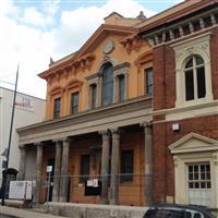 Bethesda Methodist Chapel, Albion Street, Hanley - Stoke-on-Trent, City of (UA)