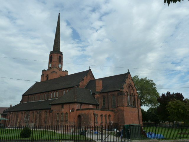 Church of All Saints, Central Avenue, Adwick Le Street - Doncaster