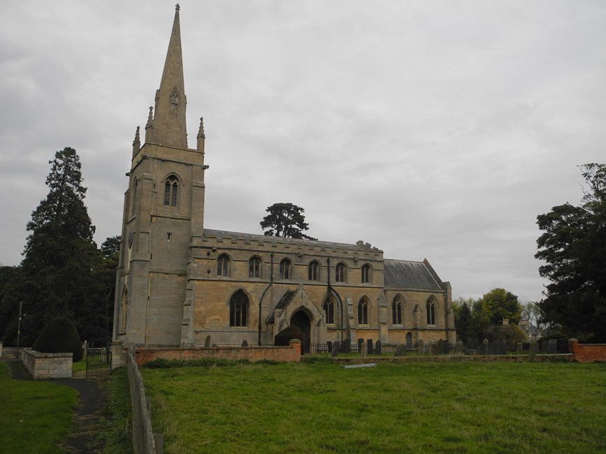 Parish Church of St Denys, Main Street, Aswarby and Swarby - North Kesteven