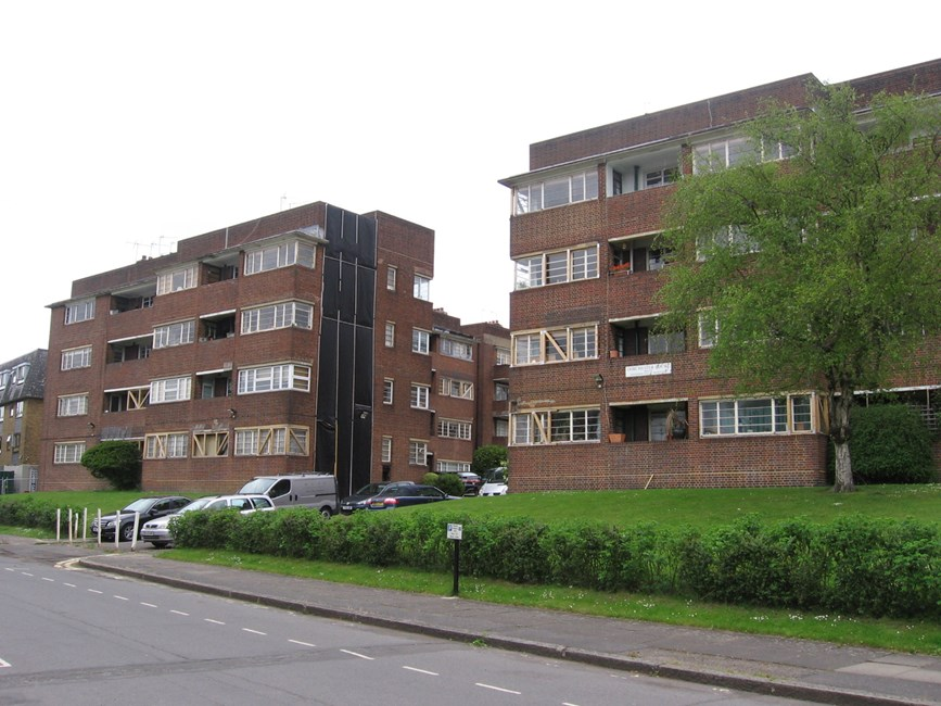 Dorchester Court, Herne Hill SE24 - Lambeth