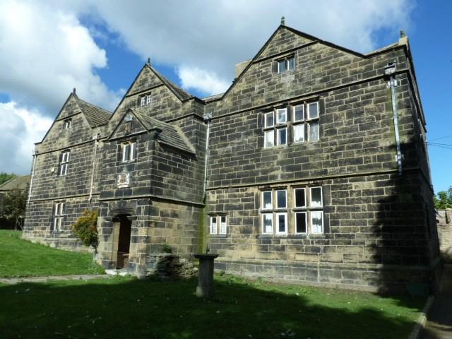 Knabbe's Hall, Nabs Lane, Silkstone - Barnsley