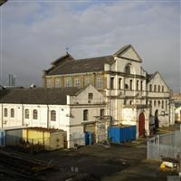 West Ham Pumping Station Engine House, Abbey Road E15 - Newham