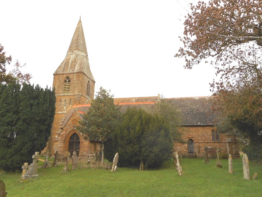 Church of St Peter, Tysoe Road, Radway - Stratford-on-Avon