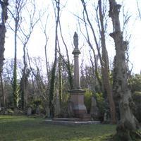 Tomb of Maria Proom, Nunhead Cemetery, Linden Grove SE15 - Southwark