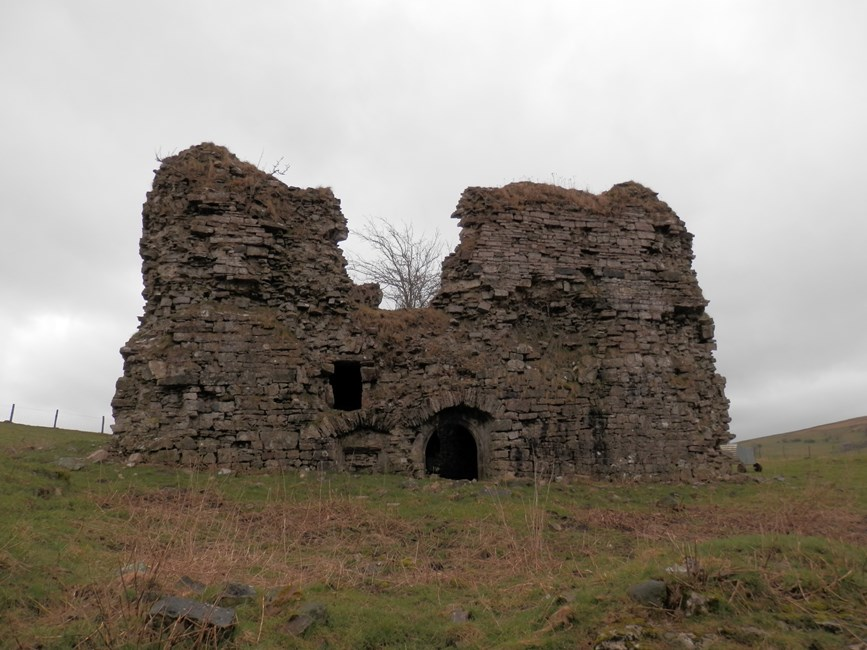 Lammerside Castle, Wharton - Yorkshire Dales (NP)