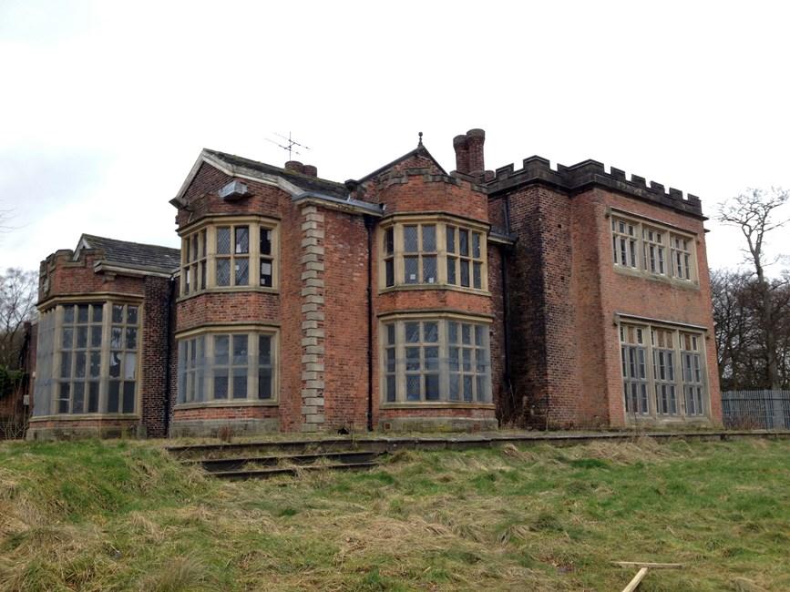 Hopwood Hall, Rochdale Road - Rochdale