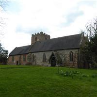 Church of St Mary, Church End, Hanley Castle - Malvern Hills