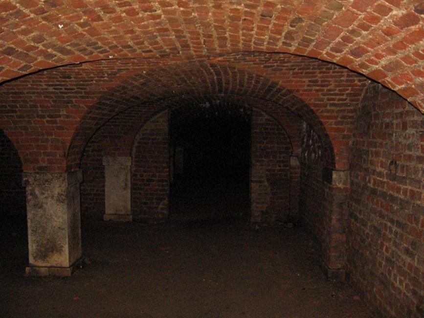 Cellars of former Cranford House, Roseville Road, Cranford - Hillingdon