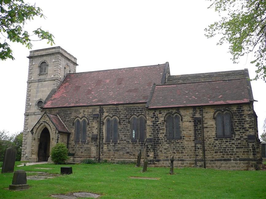 Church of St Helen, High Street, Thurnscoe - Barnsley