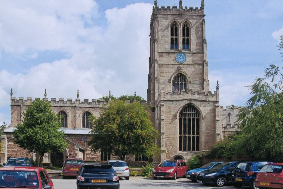Church of St Lawrence, Station Road, Hatfield - Doncaster