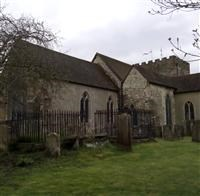 Church of St Mary the Virgin, Church Lane, Oxted - Tandridge