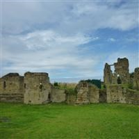 Codnor Castle remains, Castle Lane, Aldercar and Langley Mill - Amber Valley