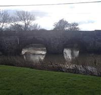 Hunningham Bridge, Hunningham / Weston under Wetherley - Warwick