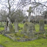 Tomb of Abraham Smith, Hammersmith Cemetery, Margravine Road W6 - Hammersmith and Fulham