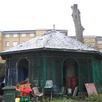 Garden House to south east of Rush Grove House, Rush Grove Street SE18 - Greenwich