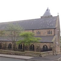 Church of St Stephen and All Martyrs, St Stephen's Street, Oldham - Oldham