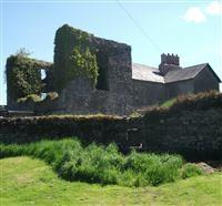 Burneside Hall, tower and gatehouse, Hall Road, Burneside, Strickland Roger - South Lakeland