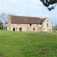 Barn to west of Hall Farmhouse, Aston Eyre - Shropshire (UA)