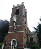 Church of St Peter, North Hill, Colchester - Colchester