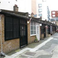 Cleeve Workshops, Calvert Avenue E2 - Hackney