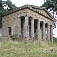 Temple of Theseus, Hagley Hall, Hagley - Bromsgrove