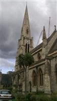 Christ the Saviour Church, New Broadway, Ealing W5 - Ealing