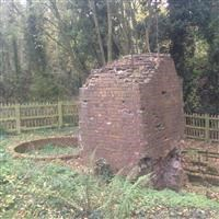 Site of pumping engine at Muxton Bridge colliery, Lilleshall and Donnington - Telford and Wrekin (UA)