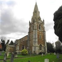 Church of St John the Baptist, Church Lane, Muston, Bottesford - Melton