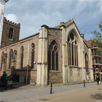 Church of St Helen, Fish Street, Worcester - Worcester