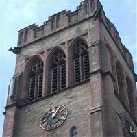 Church of the Holy Trinity, Dean Street, Blackpool - Blackpool (UA)