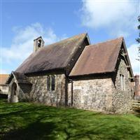 Loughton Parish Church, Wheathill - Shropshire (UA)
