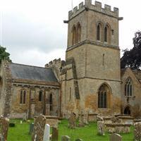 Church of St Mary the Virgin, Stoke Sub Hamdon - South Somerset