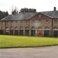 Stable block and outbuildings at Wakefield Lodge, Potterspury - South Northamptonshire