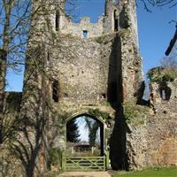 Mettingham Castle, Mettingham - Waveney
