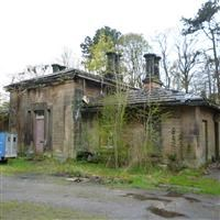 South Wingfield Station Building, Holm Lane, South Wingfield - Amber Valley