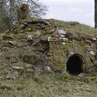 The Monks Oven, Calder Abbey, St. Bridget Beckermet, Copeland - Lake District (NP)