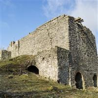 Bellmanpark lime kilns and part of an associated tramway 180m north west of Bellman Farm, Clitheroe - Ribble Valley