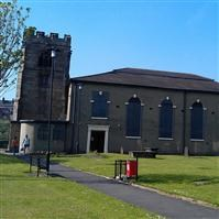 Church of St John the Baptist, Cross Hill, Burslem - Stoke-on-Trent, City of (UA)
